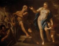 Vénus dans la forge de Vulcain