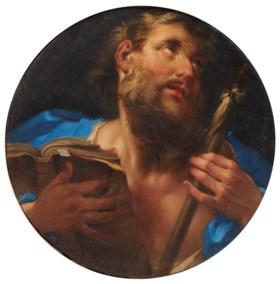 ATTRIBUÉ À GIUSEPPE GHEZZI (COMUNANZA 1634-1721 ROME)