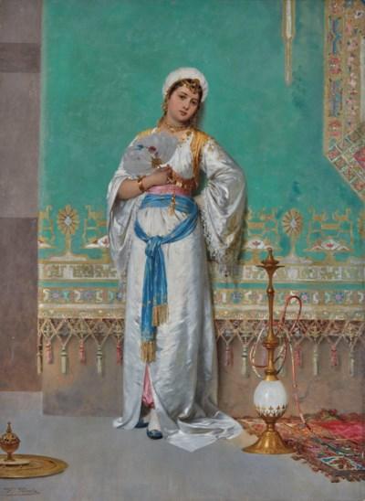 FRANCESCO BEDA (TRIESTE 1840-1