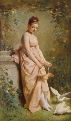 CHARLES CHAPLIN (LES ANDELYS 1825-1891 PARIS)