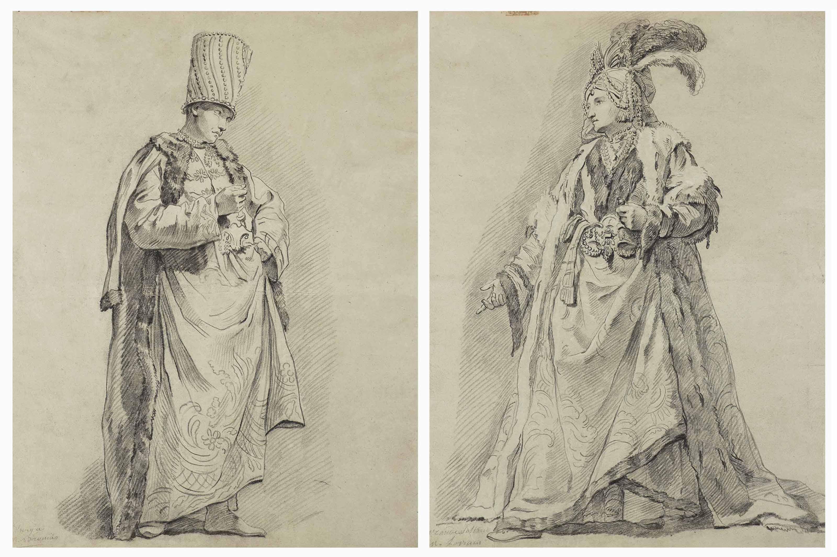 L'Eunuque Blanc ; et La Sultane Reine