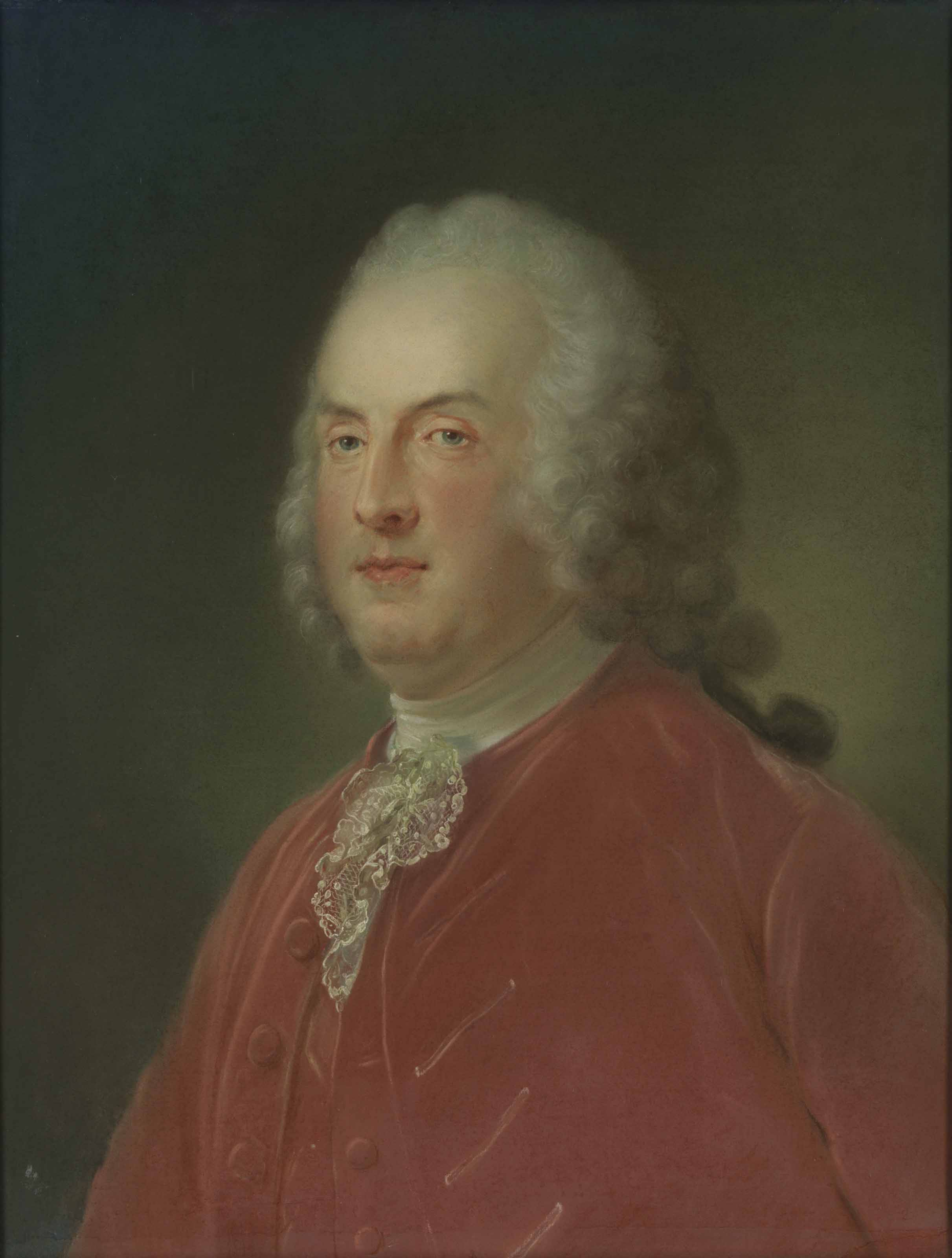 Portrait de Jacob Boreel Jansz.