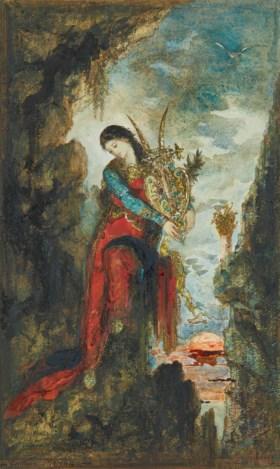 GUSTAVE MOREAU (PARIS 1826-1898)