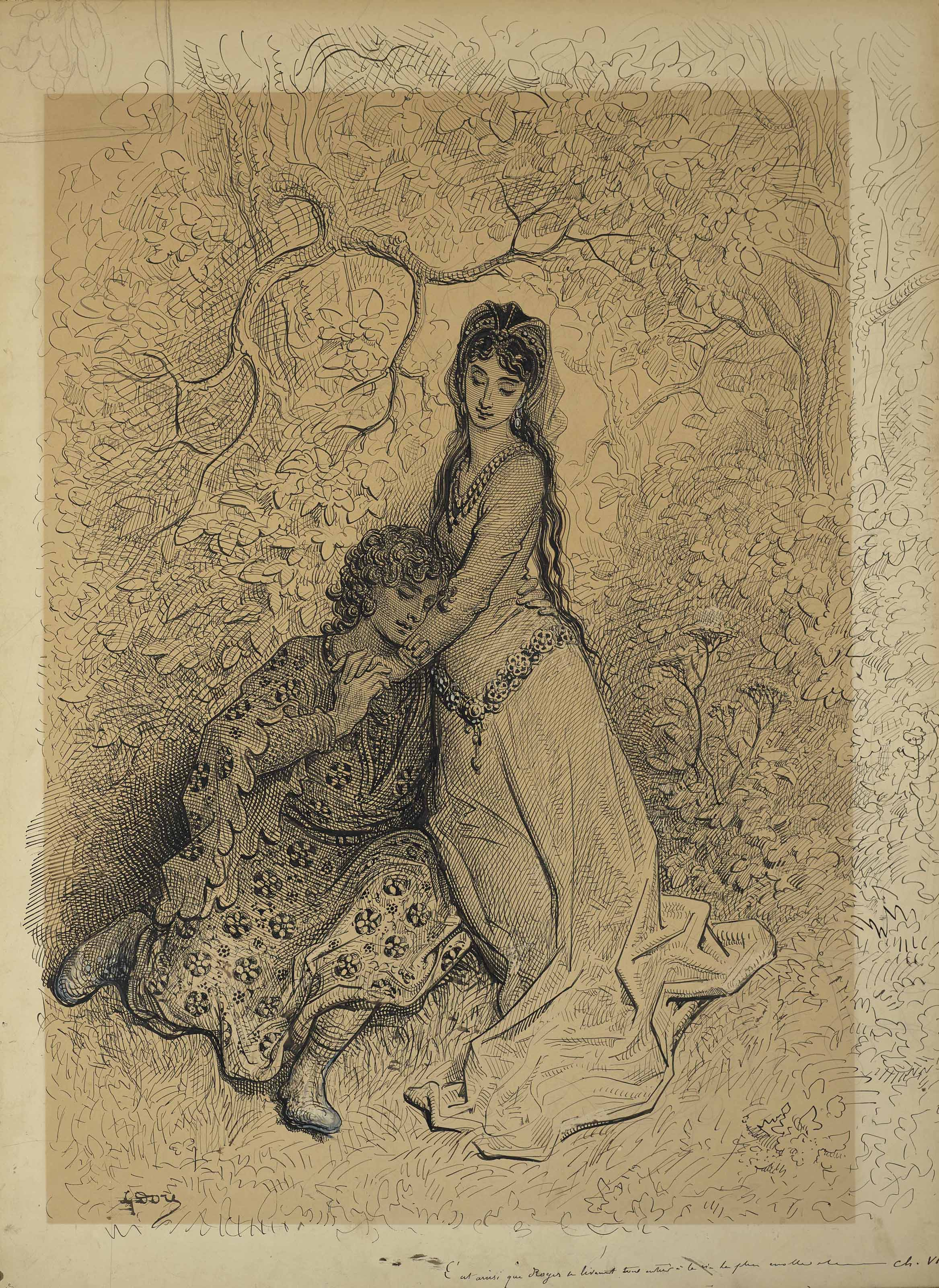 GUSTAVE DORÉ (STRASBOURG 1832-1883 PARIS)