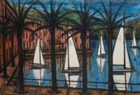 Le port de Beaulieu