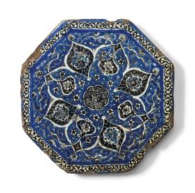 IRAN QADJAR, VERS 1860-1880