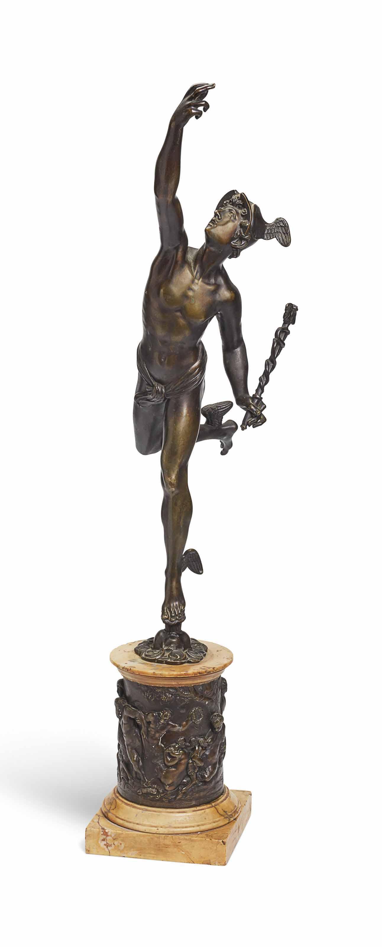 D'APRES GIAMBOLOGNA (1529-1608