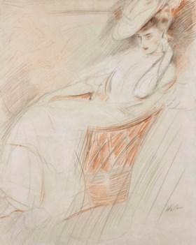 PAUL-CÉSAR HELLEU (VANNES 1859-1927 PARIS)