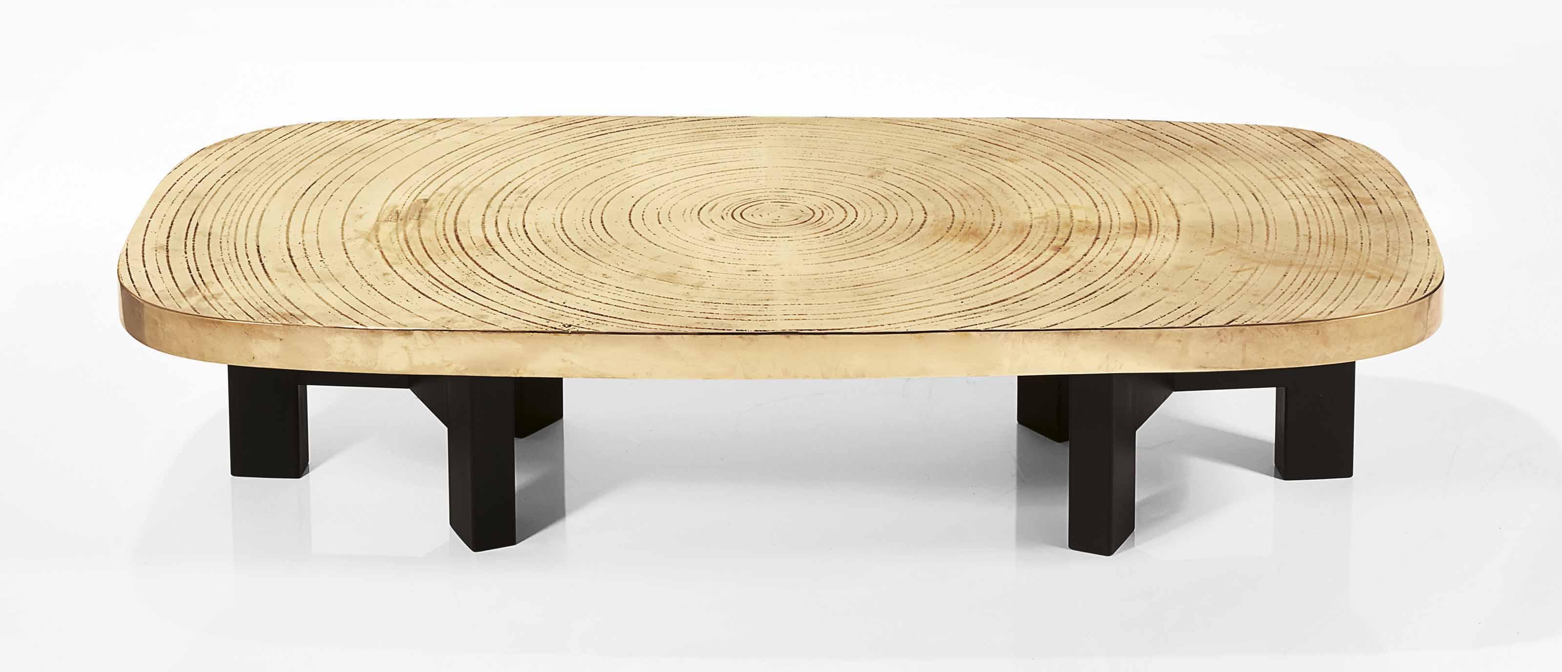 ado chale n en 1928 table basse mod le 39 goutte d 39 eau 39 1995 christie 39 s. Black Bedroom Furniture Sets. Home Design Ideas