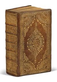 RABELAIS, François (1483-1553). Les Œuvres. Lyon : Jean Martin, 1599.