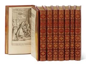 MOLIERE, Jean-Baptiste Poquelin, dit (1622-1673) Les Œuvres