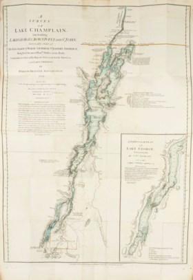 [Americana] The American Military Pocket Atlas Londres : R S