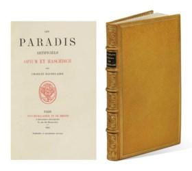 BAUDELAIRE, Charles (1821 - 1867) Les Paradis artificiels Op