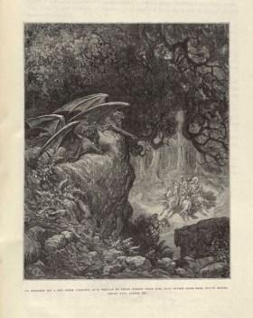 [DORE, Gustave (1832 – 1883)] – ARIOSTO, Ludovico (1474 – 15