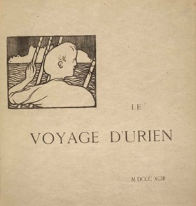 [DENIS, Maurice (1870-1943)] - GIDE, André (1869-1951) Le Vo