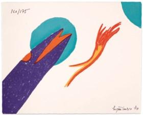 IONESCO, Eugène (1909 – 1994) – [CAPOGROSSI, Giuseppe (1900