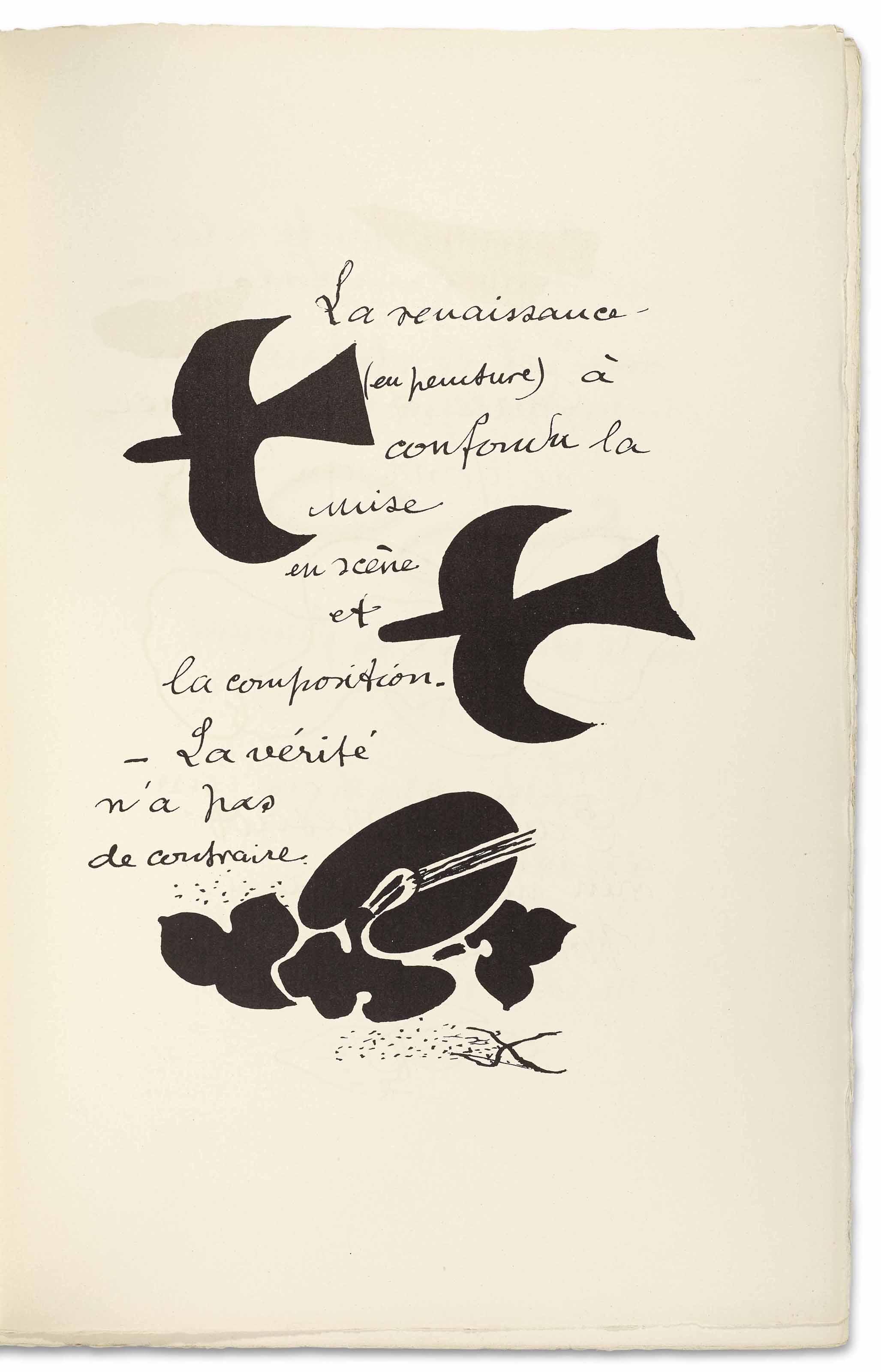 BRAQUE, Georges (1882-1963)