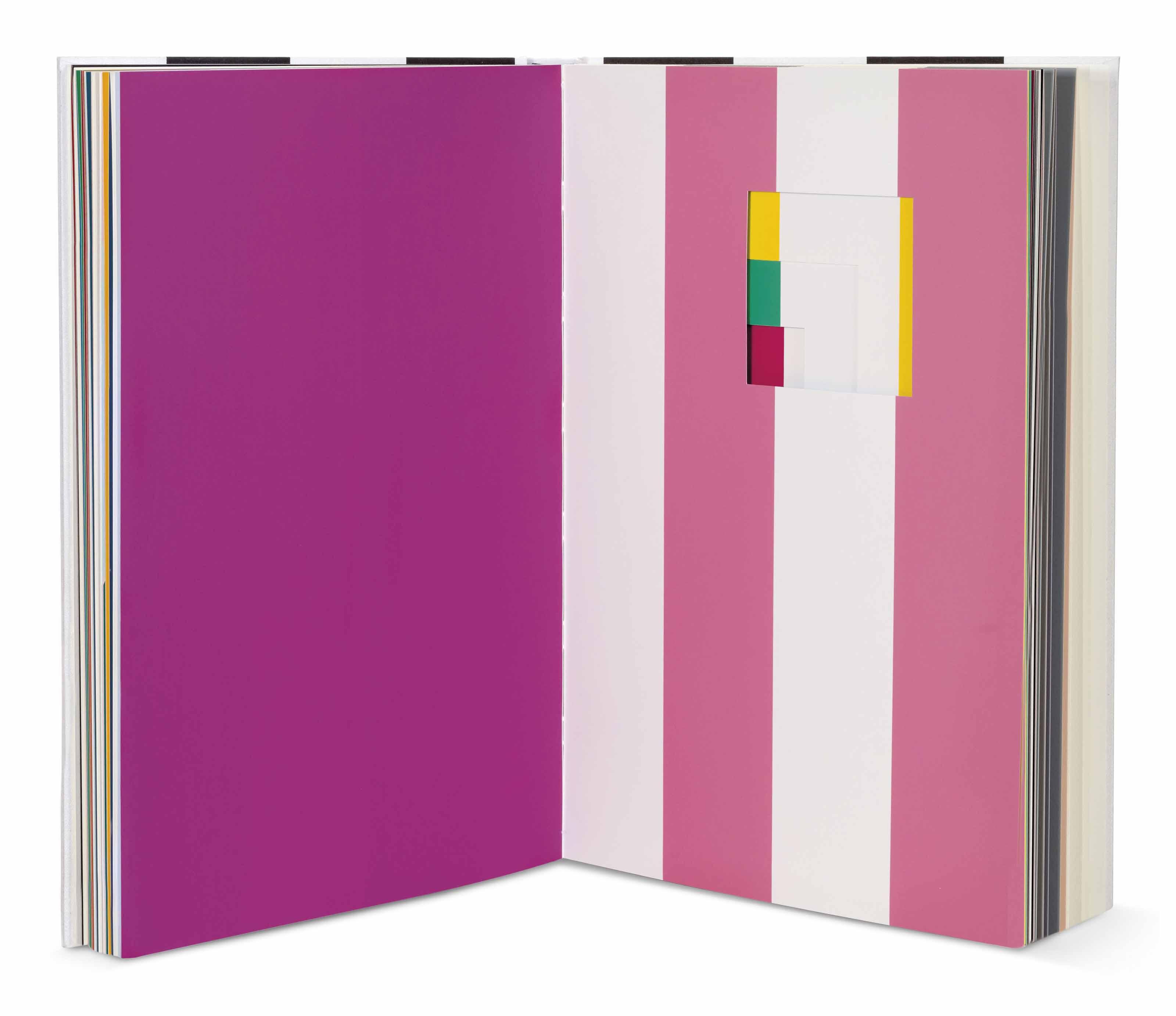 [BUREN, Daniel (1938)] - CESAIRE, Aimé (1913 – 2008). Cahier d'un retour au pays natal. Paris, Editions du Solstice, 2004.