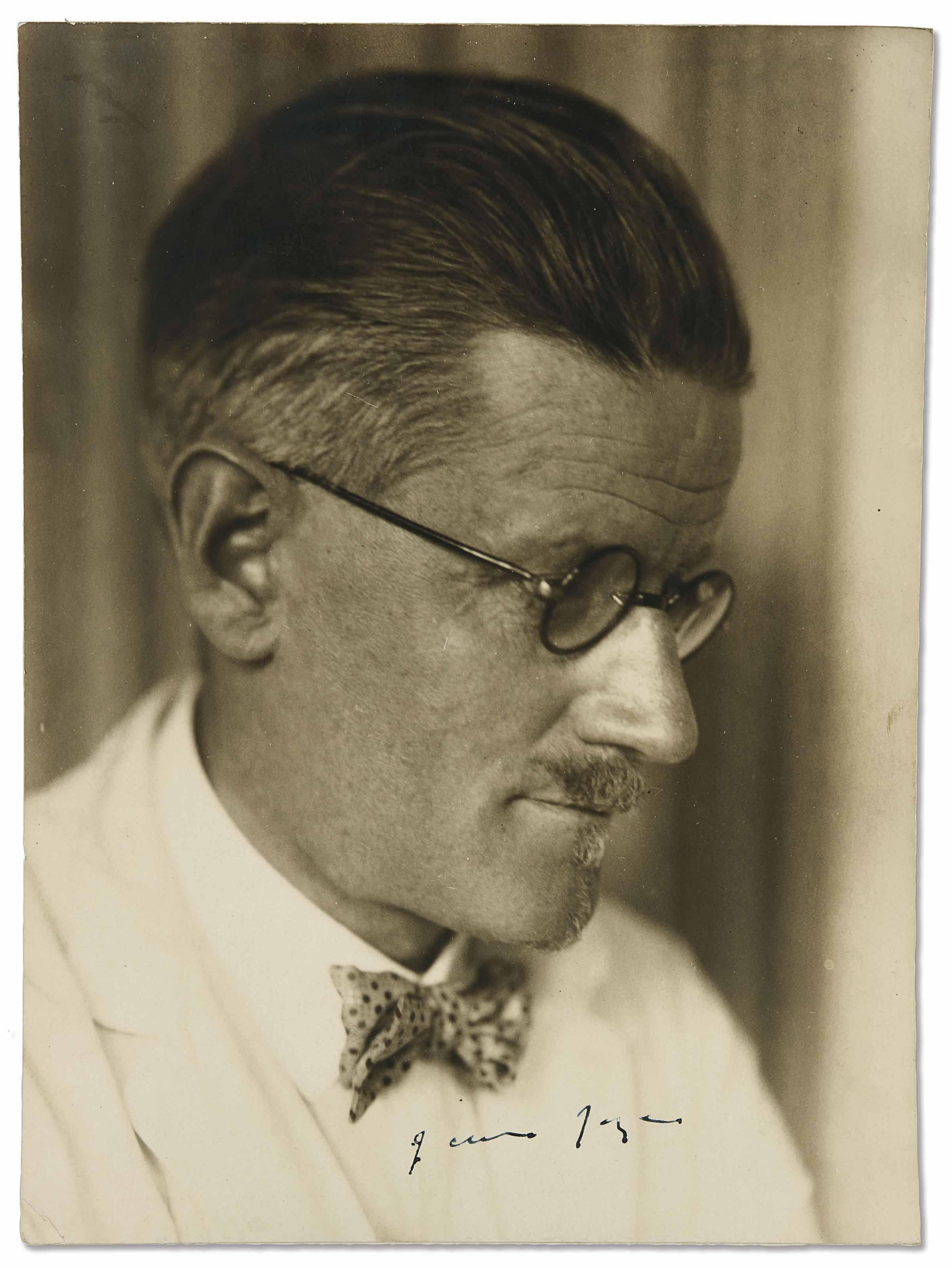 JOYCE, James (1882-1941) Port