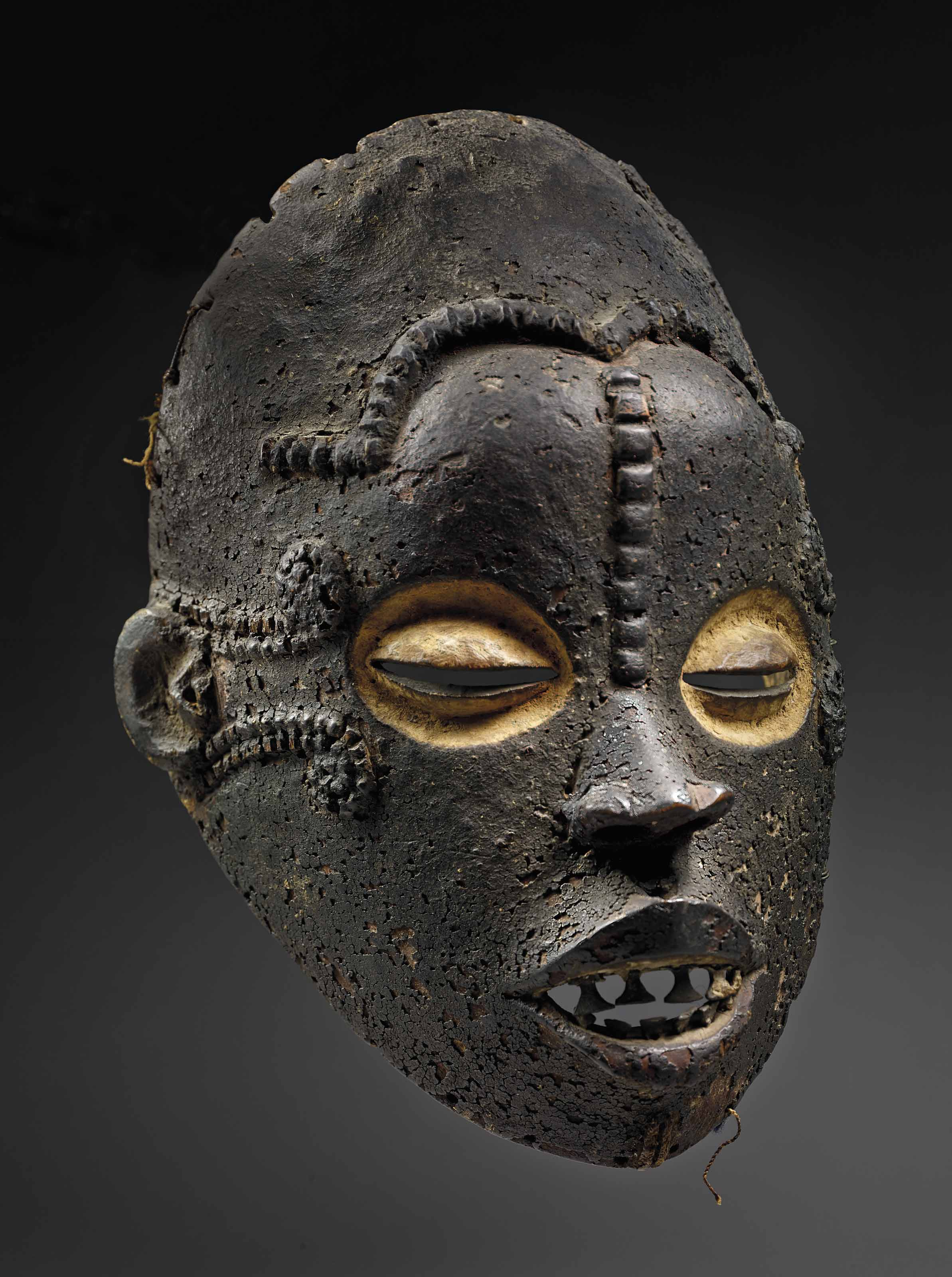 masque fun raire idoma r gion ikom de la cross river okua an idoma funerary mask from the. Black Bedroom Furniture Sets. Home Design Ideas
