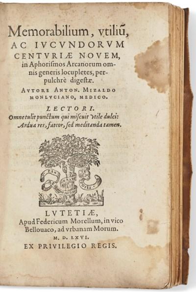 [PARE, Ambroise (1510-1590)] -