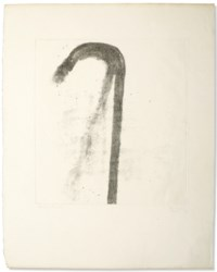 [ARIKHA, Avigdor (1929-2010)] - BECKETT, Samuel (1906-1989). Au loin un oiseau. New York : The double elephant press, 1973.