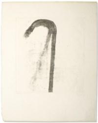 [ARIKHA, Avigdor (1929-2010)] - BECKETT, Samuel (1906-1989). Au loin un oiseau. New York : The double elephant press, 1973.