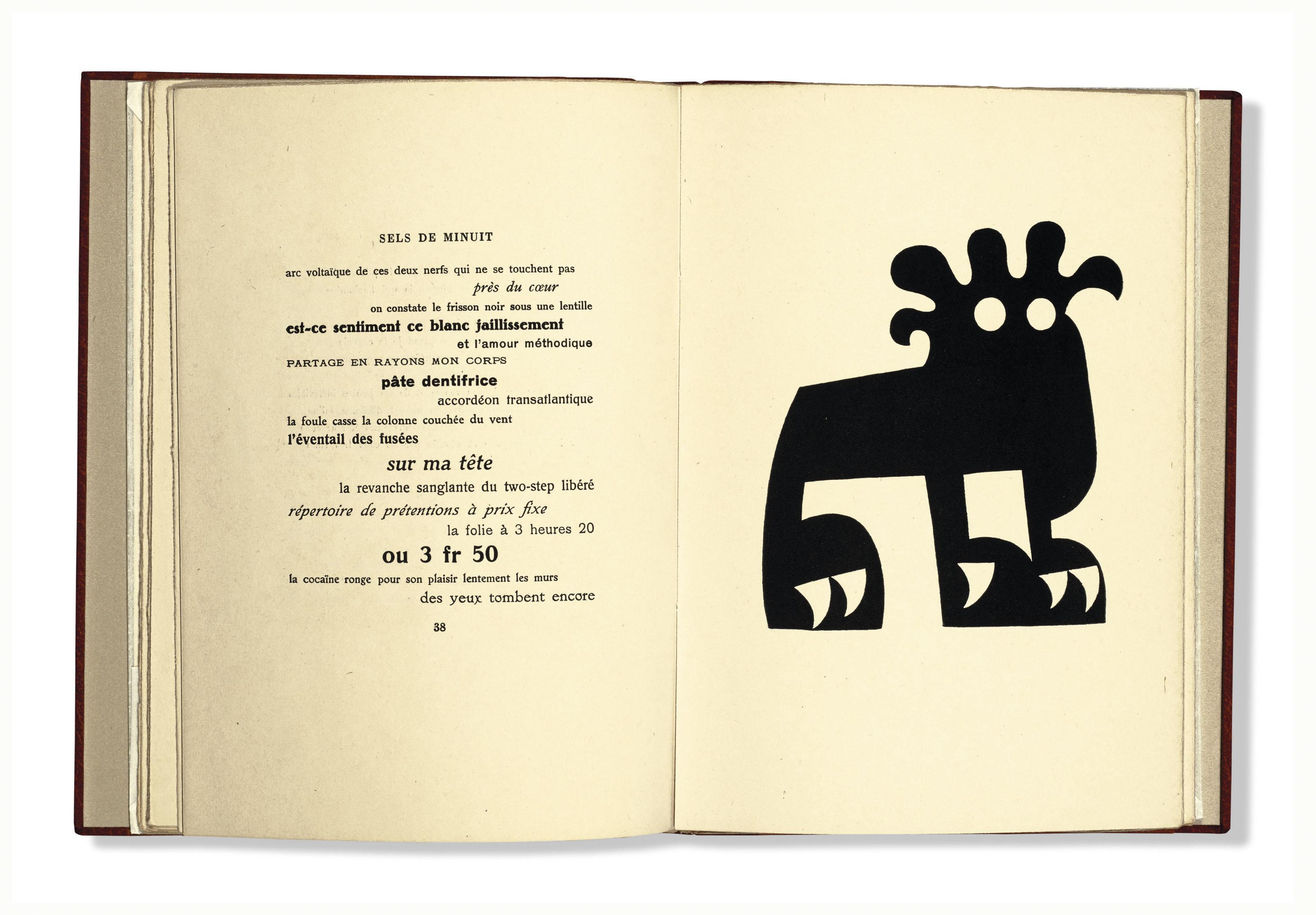 [ARP, Jean (1886-1966)] - TZAR
