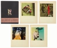 BELLMER, Hans (1902-1975) -- ELUARD, Paul (1895-1952). Les Jeux de la Poupée. Illustrés de textes par Paul Eluard. Paris : les Editions Premières, 1949.