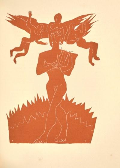 [LAURENS, Henri (1885-1954)] -