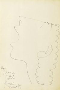 PICASSO, Pablo (1881-1973) Sue