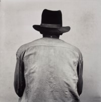 Lancina Sanogo, l'ami de Mody - vues de dos, 2002