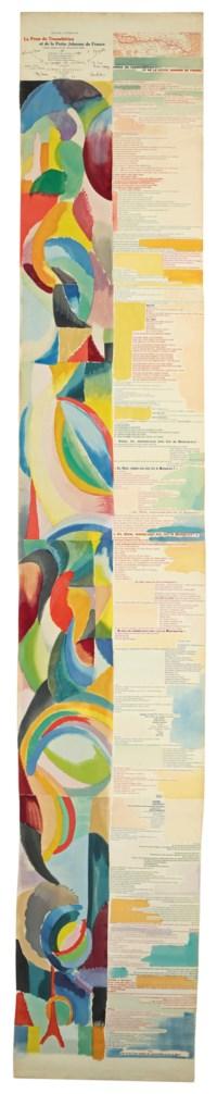 Sonia Delaunay (1884-1979) et