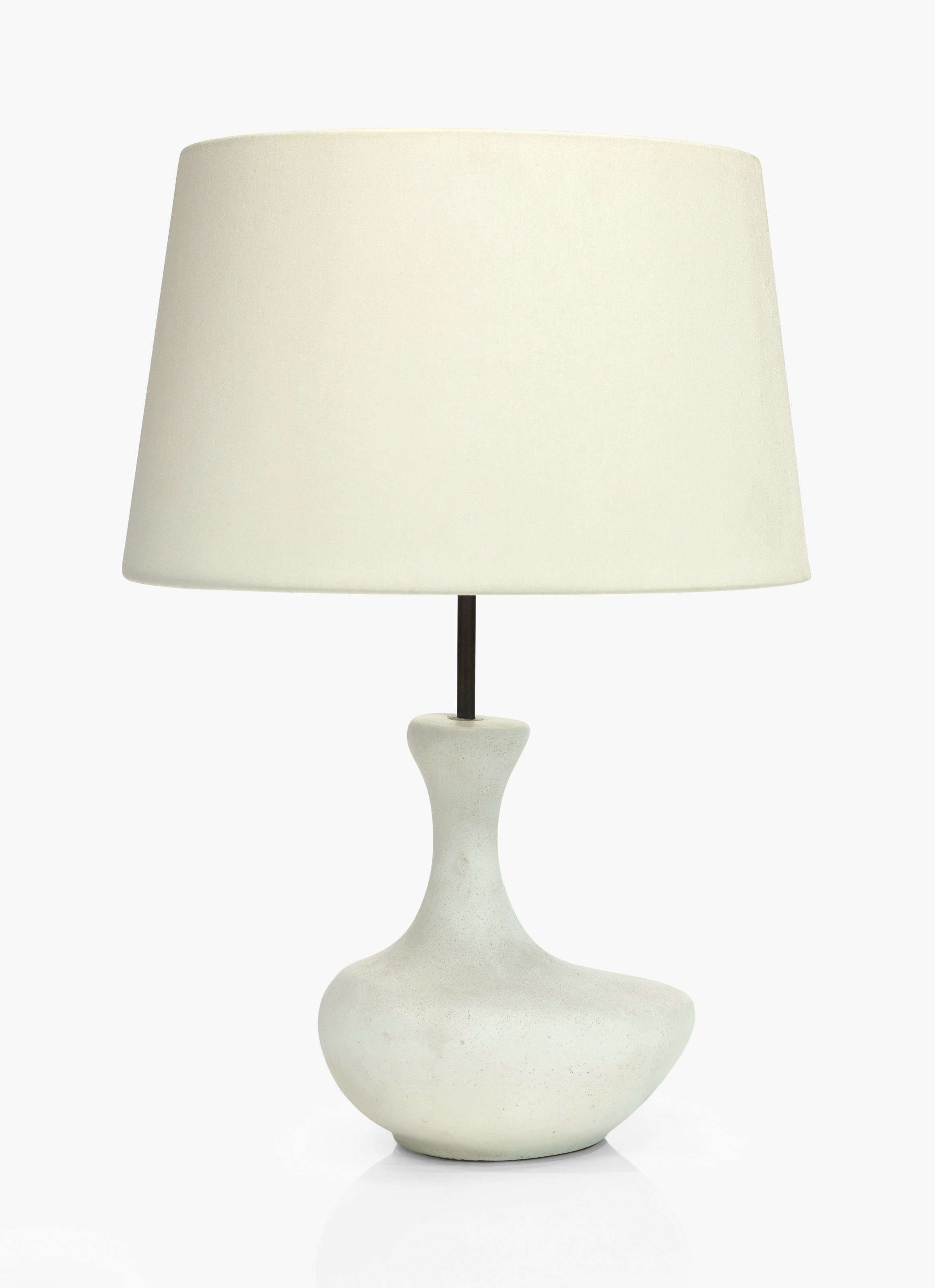 Georges Jouve 1910 1964 Lampe De Table Vers 1956 1950s Lamp