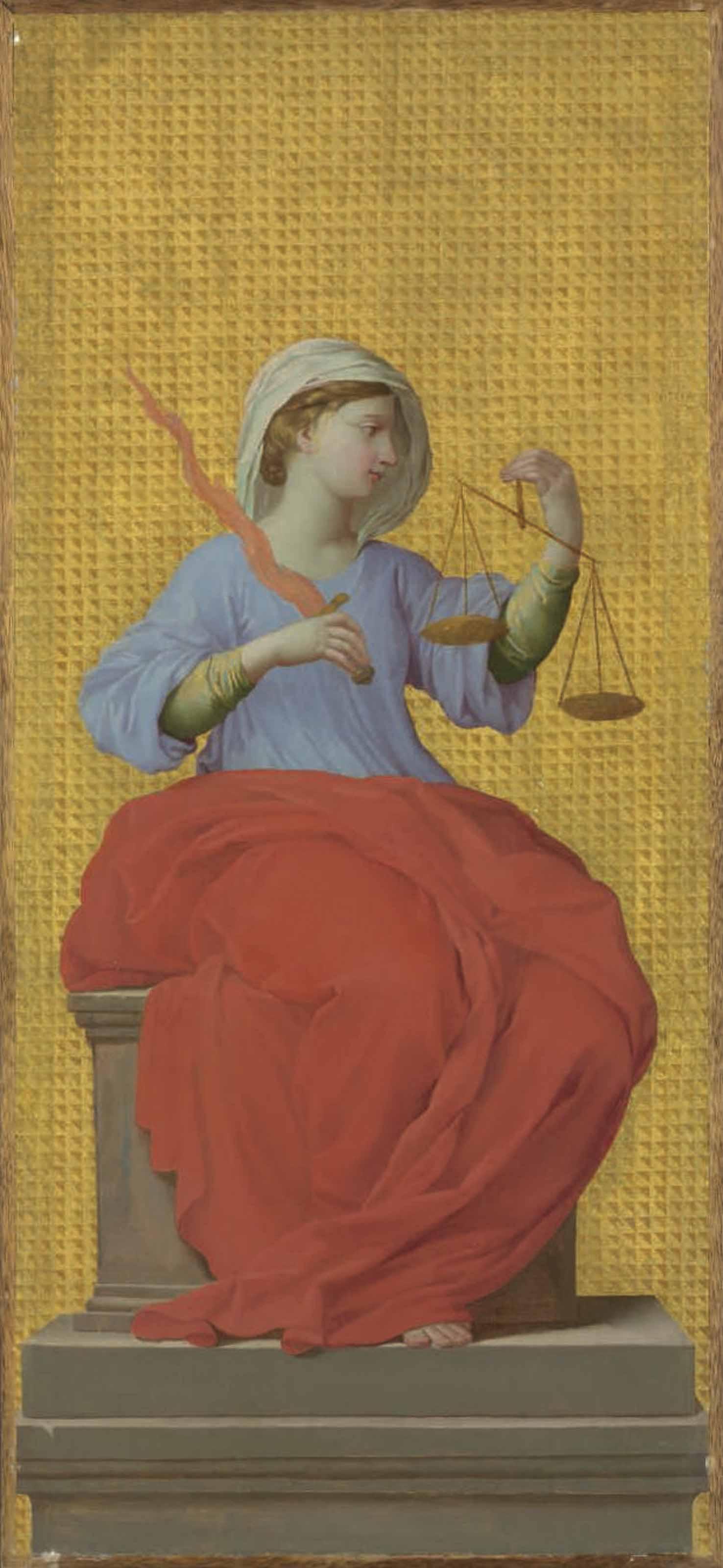 Une Béatitude : La Justice