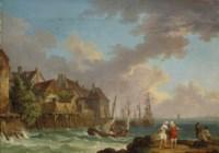 Maison de pêcheurs à Saint-Valéry-sur-Somme