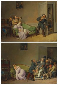 Scènes de voleurs