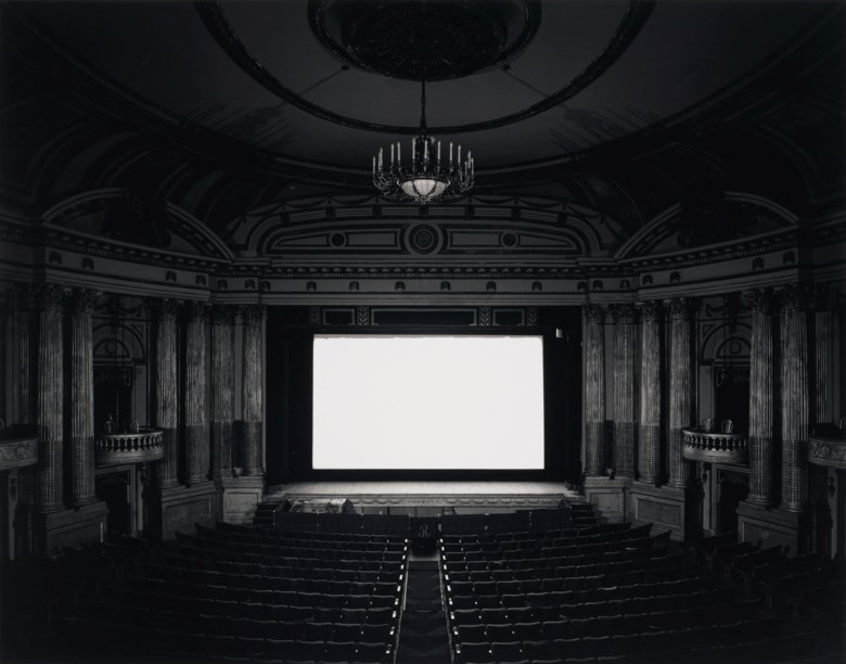 Hiroshi Sugimoto (Born in 1948), Al Ringling Theater, Baraboo, 1995. Fitting 50.8 x 61.3  cm (20 x 24⅛  in). Sold for €23,750 on 8 November 2018 at Christie's in Paris