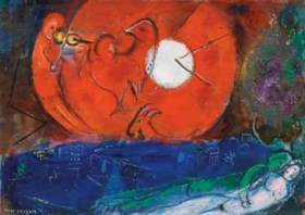 Marc Chagall (Russia/ France, 1887-1985)