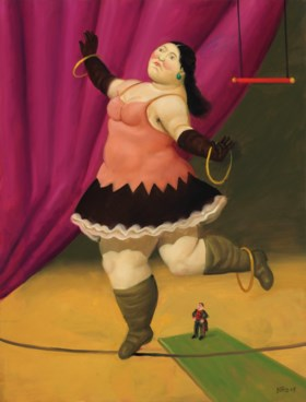 Fernando Botero (COLOMBIA, B.1932)