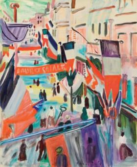 Raoul Dufy (FRANCE, 1877-1953)
