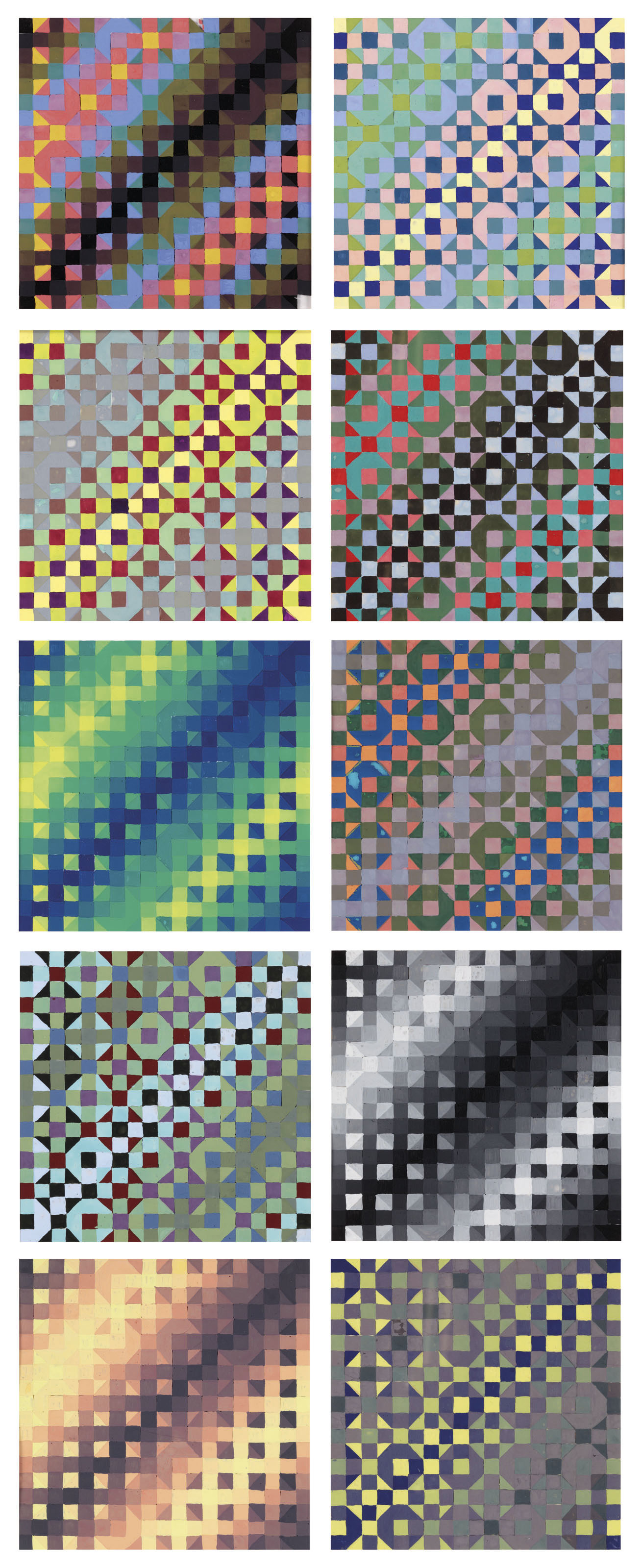 Untitled (Studies for Structure)