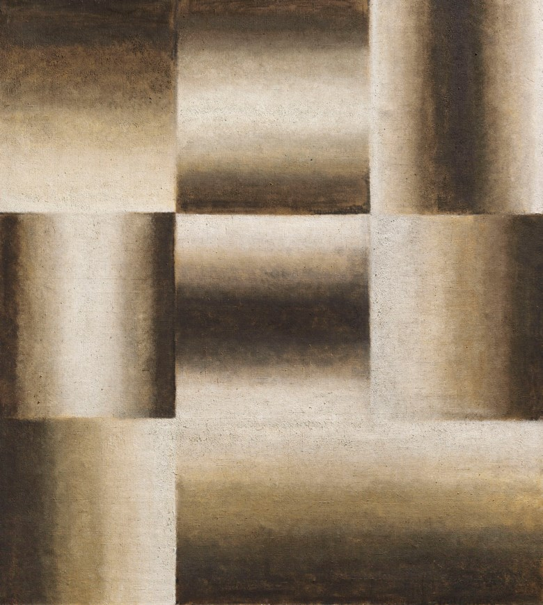 Stefan Gierowski (b. 1925), Obraz CXLII (Painting CXLII), painted in 1963. 58⅞ x 53⅛ in (149.5 x 135 cm). Sold for £93,750, 11 April 2019, Online