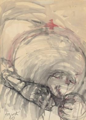 Dame Elisabeth Frink, R.A. (1930-1993)