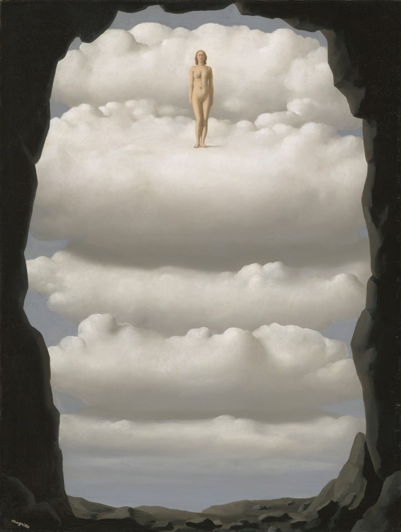 René Magritte (1898-1967), Le pain quotidien, 1942. 36⅛ x 27½  in (91.6 x 69.8  cm). Estimate £2,000,000-3,000,000. Offered in The Art of the Surreal Evening Sale on 27 February 2019 at Christie's in London
