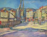 Le Port de Cassis à la barrière