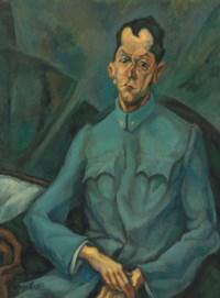 Portrait of Tersánszky Józsi Jeno