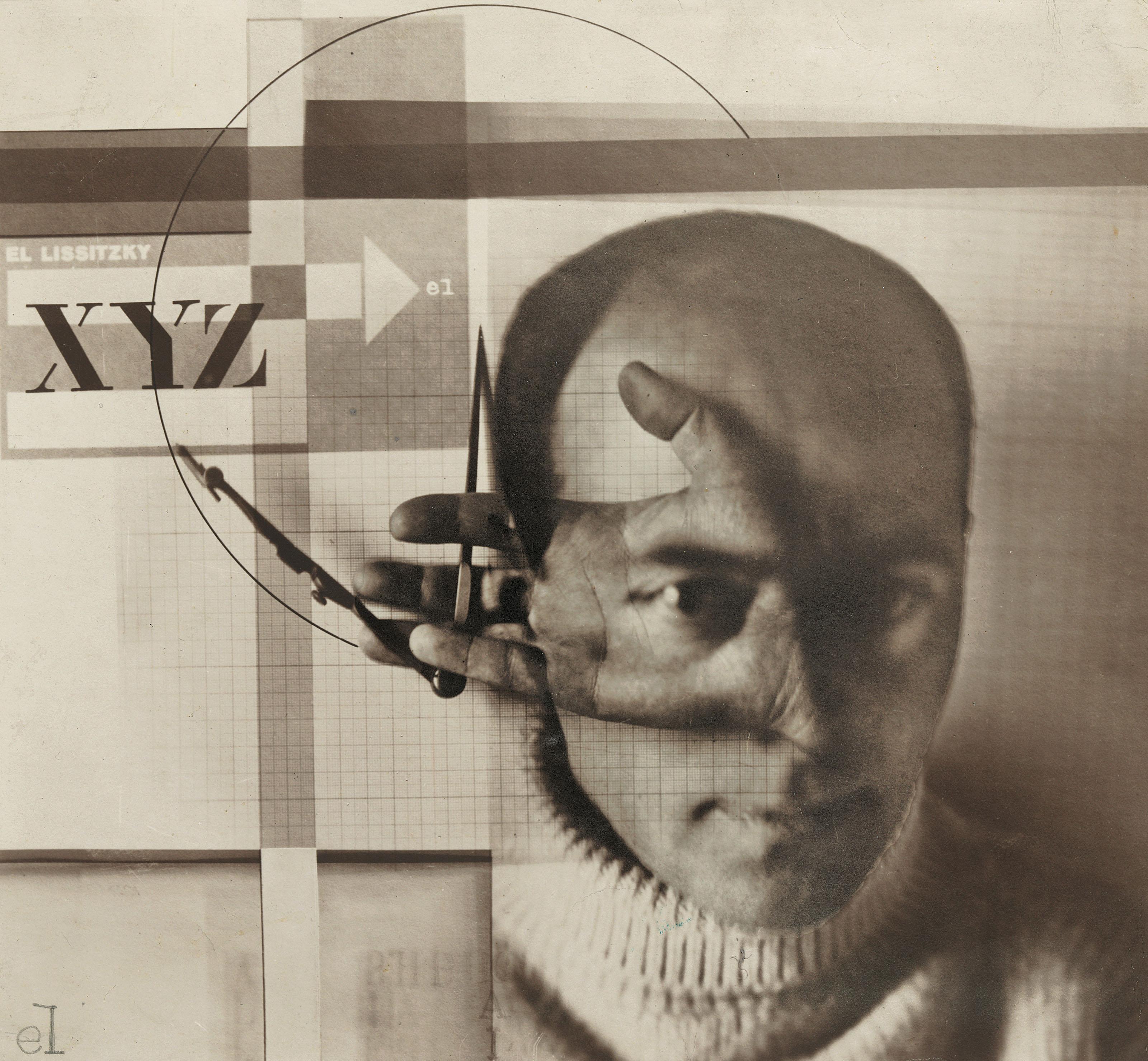 Self-Portrait ('The Constructor')