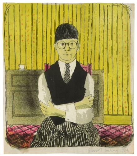 David Hockney (b 1937)