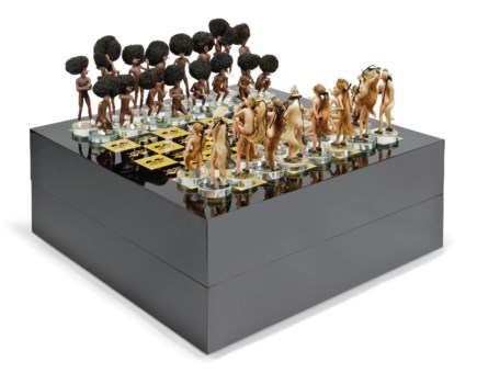 Checkmate Chess Sets Designed By Artists Christie S